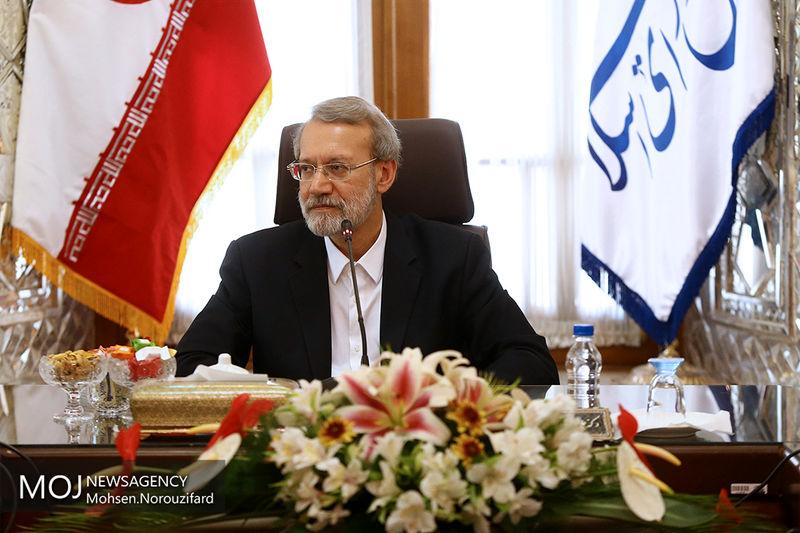 پیام تبریک لاریجانی به روسای مجالس کشورهای اسلامی به مناسبت عید قربان