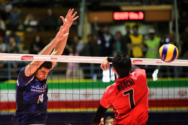 برنامه بازیهای تیم ملی والیبال ایران در بازیهای یونیورسیاد
