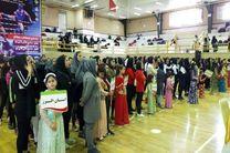 رقابت های انتخابی تیم ملی موی تای دختران کشور در سقز آغاز شد