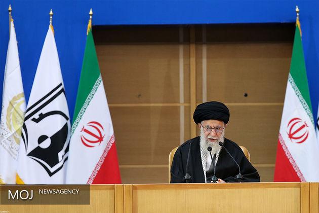 بازتاب بیانات رهبر معظم انقلاب در کنفرانس حمایت از انتفاضه فلسطین