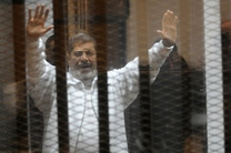 جسد محمد مرسی به خاک سپرده شد