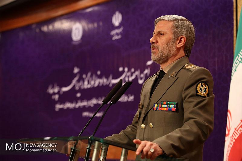 آمریکا به دنبال جلوگیری از اقتدار دفاعی ایران است