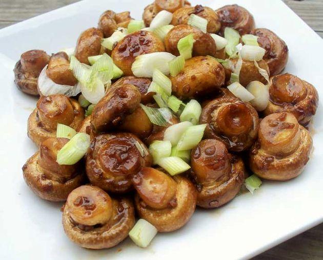 کاهش وزن توسط قارچ در صبحانه
