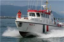 کشتی اماراتی در آب های خلیج فارس توقیف شد