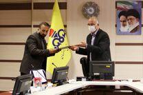 تحقق گازرسانی ایمن و پایدار در استان اصفهان