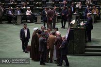 ۸۳۴ سوال از وزیران در مجلس طی ۱۱ ماه گذشته