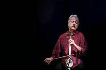 کنسرت کیهان کلهر در تهران برگزار میشود
