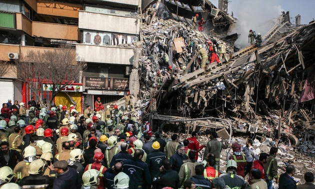 پیشنهاد گزارش ملی حادثه پلاسکو به هیات دولت