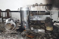 فوت ۱۱ نفر در سقز به علت آتش سوزی / اسامی کشته شدگان اعلام شد