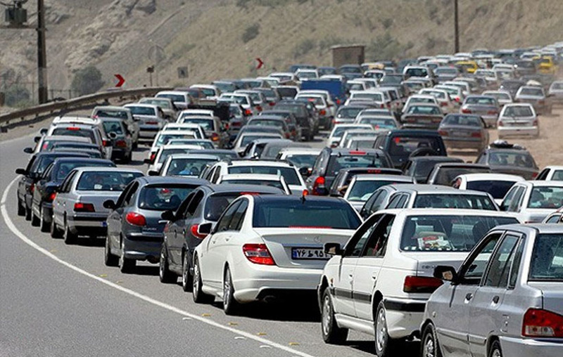 آخرین وضعیت ترافیکی و جوی جادهها در 29 مرداد ماه