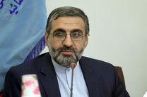 رئیس کل دادگستری استان تهران با دو تن از فرزندان شاهد دیدار کرد