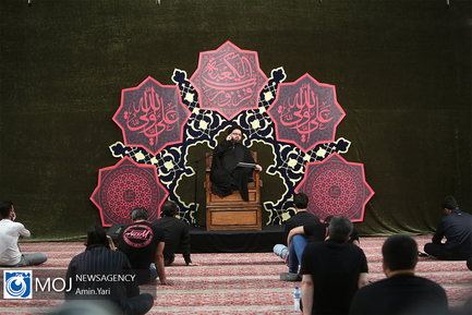 احیای شب نوزدهم ماه مبارک رمضان در میدان فلسطین