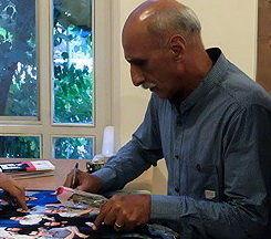 علیرضا سلطانی شاد عکاس پیشکسوت خبری دار فانی را وداع گفت