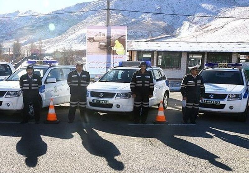 طرح های ویژه ترافیکی زمستانه از 22 آذر آغاز می شود