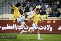 نتیجه بازی صنعت نفت و استقلال خوزستان 2 -2 مساوی پایان یافت