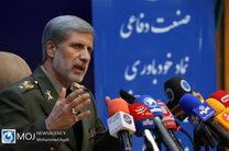 پیشنهاد بودجه ای وزیر دفاع به نمایندگان مجلس شورای اسلامی