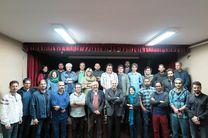انتخابات هیات مدیره انجمن طراحان پوستر خانه تئاتر برگزار شد