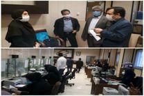 مراکز پاسخگویی مخابرات اصفهان با رعایت پروتکل های بهداشتی فعال است