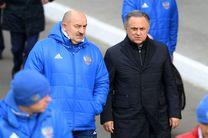نظر موتکو درباره ۲ بازی اخیر تیم ملی فوتبال روسیه برابر کره جنوبی و ایران