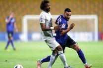 استقلال با شکست مقابل الهلال از لیگ قهرمانان آسیا حذف شد