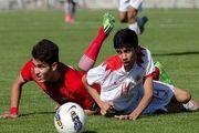 دعوت 5 نوجوان اصفهانی به اردوی تیم ملی فوتبال