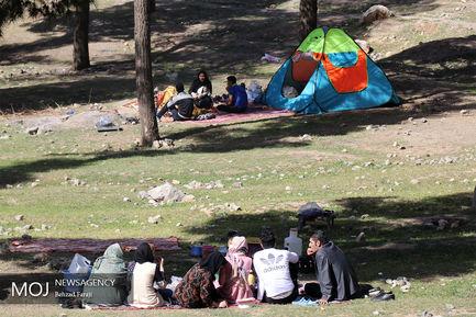 روز طبیعت در کرمانشاه