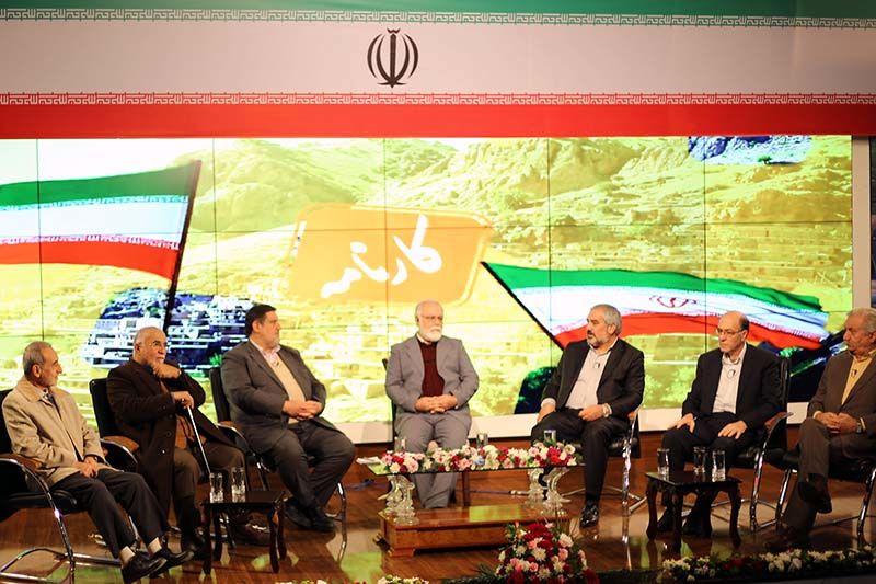 گفتمان انقلاب بر روی آنتن سیمای استانی شبکه کردستان
