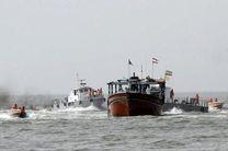 کشف ۹هزار لیتر سوخت قاچاق از یک شناور در میناب