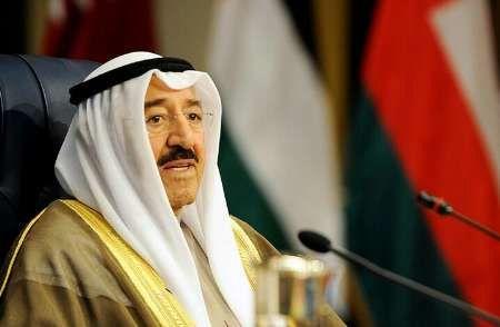 امیر کویت نسبت به بالا گرفتن اختلافات در خلیج فارس هشدار داد