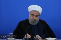 رئیس جمهور درگذشت همسر شهید محمدی را تسلیت گفت