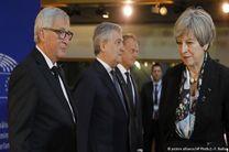 بیانیه مشترک رهبران اتحادیه اروپا درباره بریگزیت و کره شمالی
