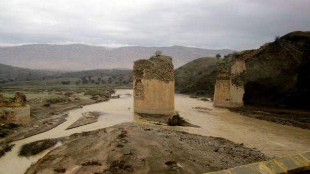 خشک شدن رودخانه کشکان در مرداد ماه سال جاری محتمل است