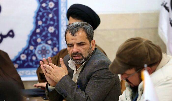 حضور ائمه جماعات ستاد اقامه نماز در غسالخانهها