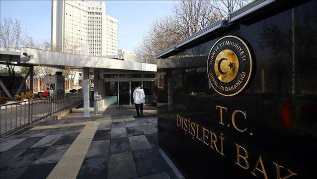 ترکیه دو حمله انفجاری در پاکستان را محکوم کرد