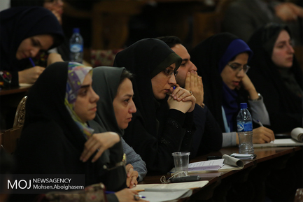 نشست خبری علی لاریجانی رییس مجلس