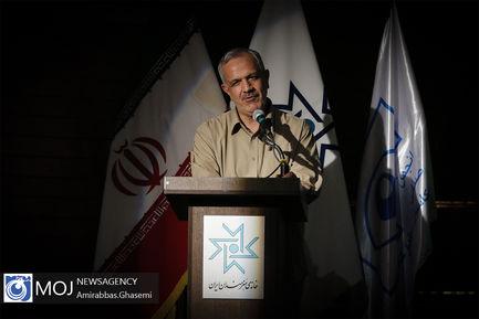 اختتامیه نمایشگاه سومین دوره نشان عکس سال مطبوعاتی / احمد مسجد جامعی عضو شورای شهر تهران