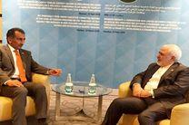 دیدار معاون وزیر خارجه عراق با ظریف در ترکیه