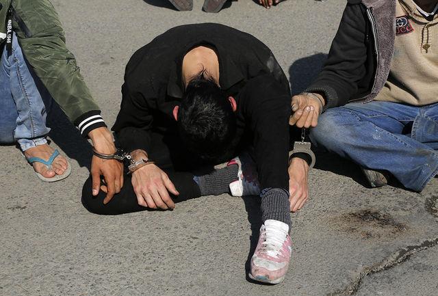 دستگیری 28 سارق طی 48 ساعت گذشته در بندرعباس