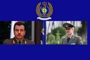 وزیر دفاع تاجیکستان در چارچوب یک سفر رسمی وارد تهران شد