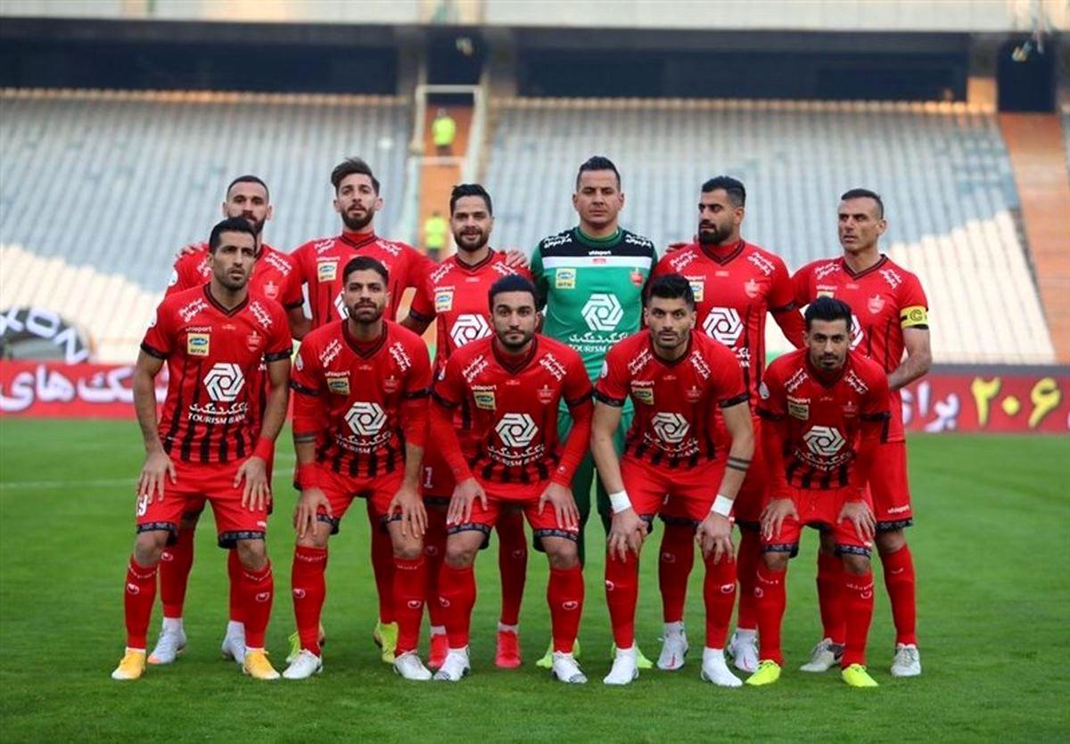 لباس پرسپولیس توسط AFC تایید شد