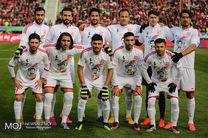 ترکیب احتمالی تراکتورسازی برابر الجزیره امارات