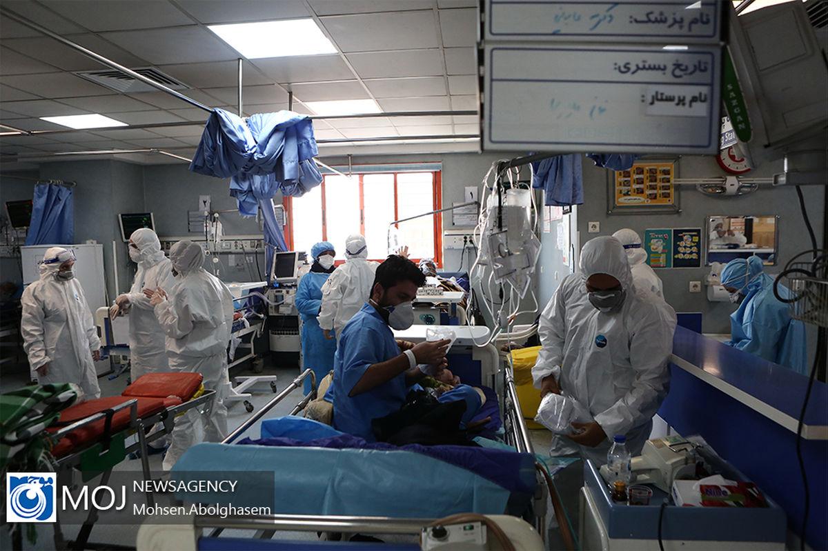 نرخ رشد مبتلایان به ویروس کرونا در کشور همچنان صعودی/ ۴.۸ درصد مبتلایان جان باختند