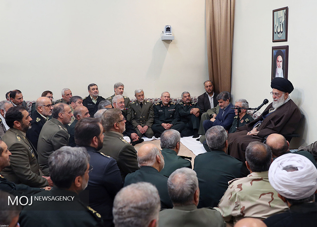علت تهاجم بر ضد انقلاب اسلامی قدرت روز افزون جمهوری اسلامی است