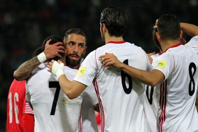 نتیجه بازی تیم ملی فوتبال ایران و ترکیه/ باخت شاگردان کی روش مقابل ترکیه
