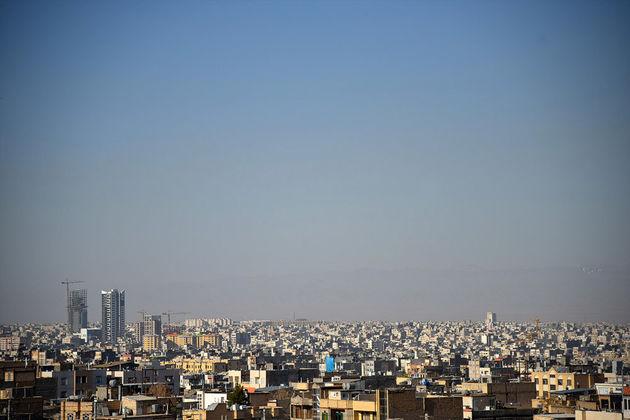 هوای تهران در شرایط «سالم» قرار دارد