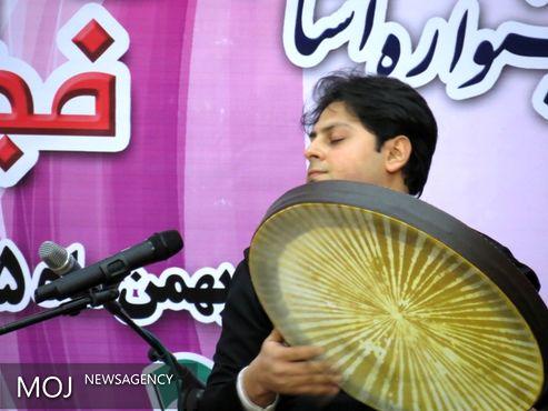 برگزاری همایش بزرگ استانی دف نوازی و مولودی خوانی سراج منیر