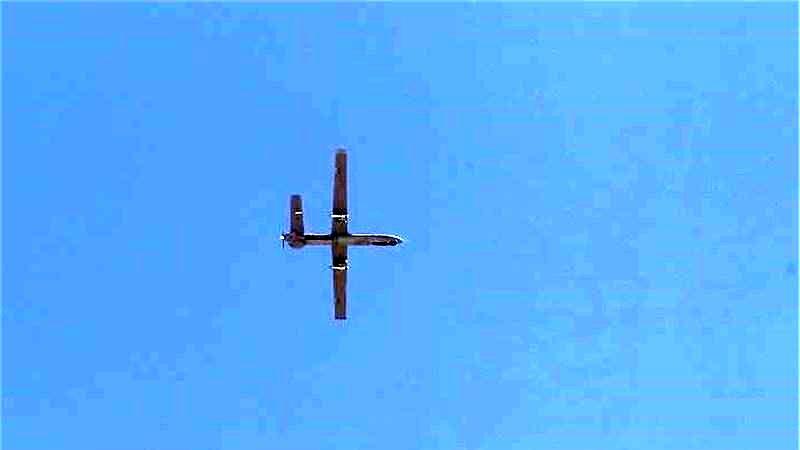 حمله پهپادی ارتش یمن به فرودگاه عسیر