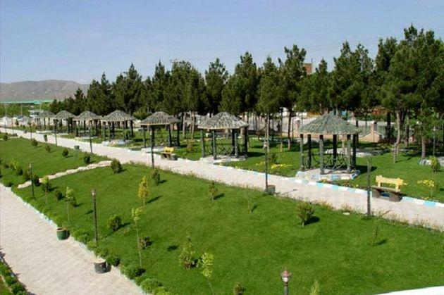 افزایش ۳۰۰ هکتاری فضای سبز شهر قم