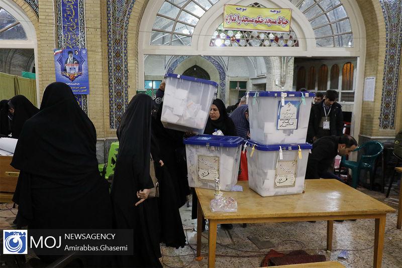 نتایج انتخابات مجلس در حوزه های خوزستان مشخص شد