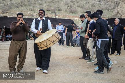 میهمانان نوروزی در کرمانشاه